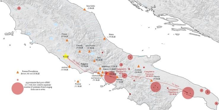 RRC13 map